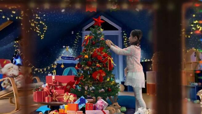 儿童微电影《圣诞老人的礼物》隆重发布